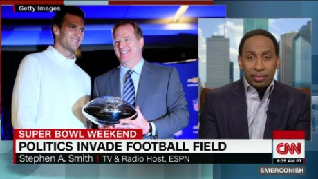 Stephen A. Smith on Super Bowl politics _00032024