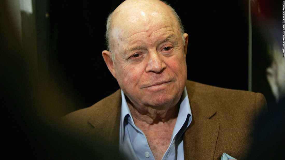 "Whether you know him as ""Mr. Warmth"" or ""The King of Insult Comedy,"" no one knows how to throw a verbal jab like Don Rickles. He reminds us that there's an art to the insult: The stinging quip should be so funny that even your target can't help but laugh."