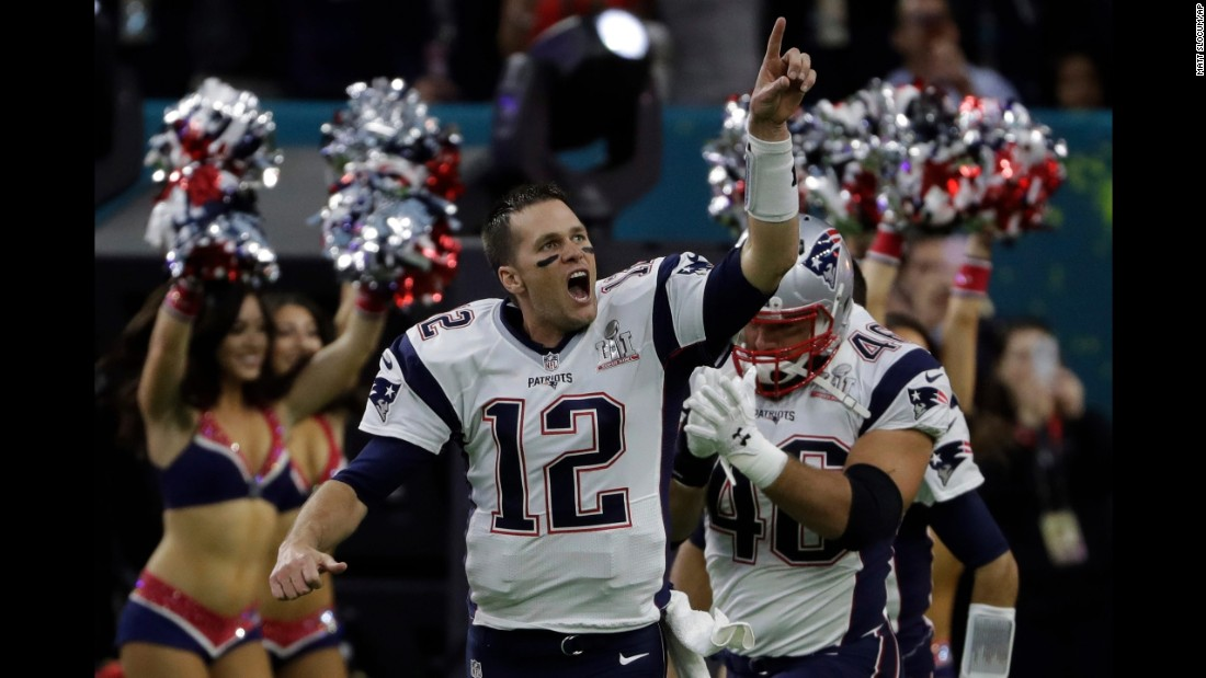 Texas Rangers join search for Tom Brady's 170205184023 02 super bowl 51 super 169