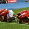 Egypt celebrate elneny afcon