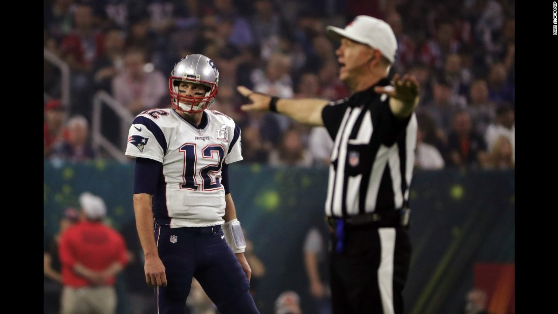 Texas Rangers join search for Tom Brady's 170205210931 24 super bowl 51 halftime super 169