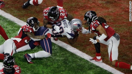 Super Bowl LI: A game is a game -- and what a game this was