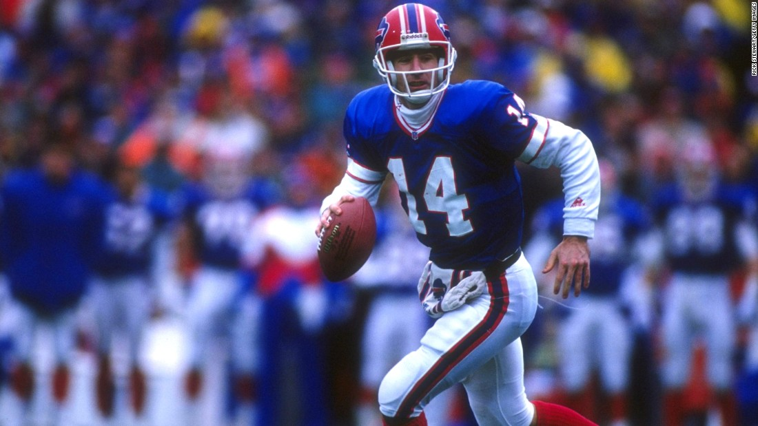 "So you think the Falcons blowing a 25-point lead is bad? Well, in 1993, the Houston Oilers were in a similar position during an AFC Wild Card game. Up 35-3 in the third quarter after a Bubba McDowell pick-six (sound familiar?), the Oilers had the Buffalo Bills dead to rights. Or maybe not. Quarterback Frank Reich, pictured, led the Bills to a 41-38 overtime win in a game that will forever be known as ""The Comeback"" (as opposed to ""The Choke"")."