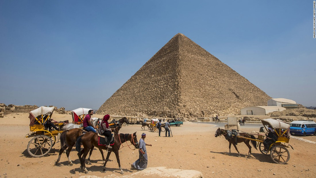 <strong>Egypt:</strong> Geoffrey Kent, founder of Abercrombie & Kent, recommends going to Egypt. Climb up the Cheops Pyramid in winter when there aren't many tourists, he says.