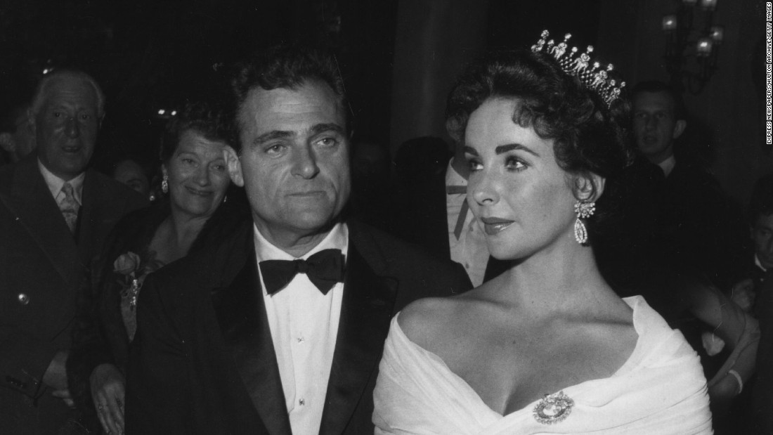 The 2011 sale of the late Elizabeth Taylor's jewelery collection netted more than $130 million. A number of pieces had been gifted to Taylor by her third husband, Mike Todd.
