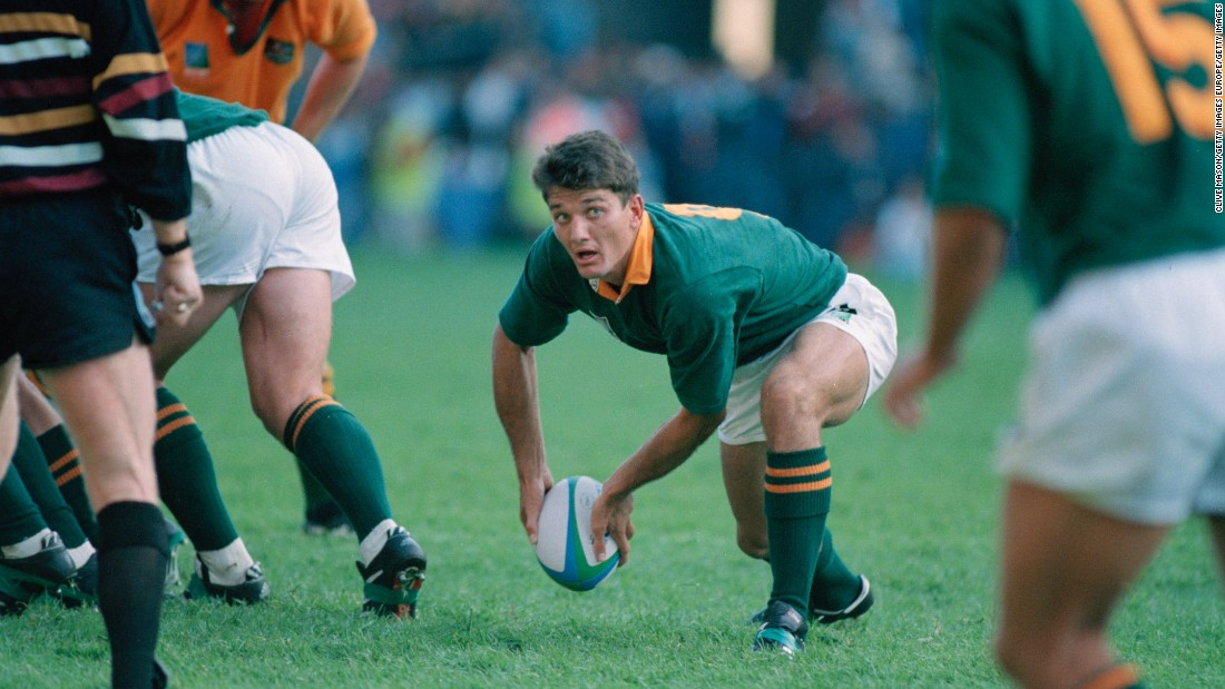 Joost van der Westhuizen, widely considered one of South Africa's finest rugby players, died on February 6 after a long battle with motor neurone disease.