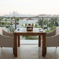 Dubai michelin dining Social by Heinz Beck at Waldorf Astoria Palm Jumeirah