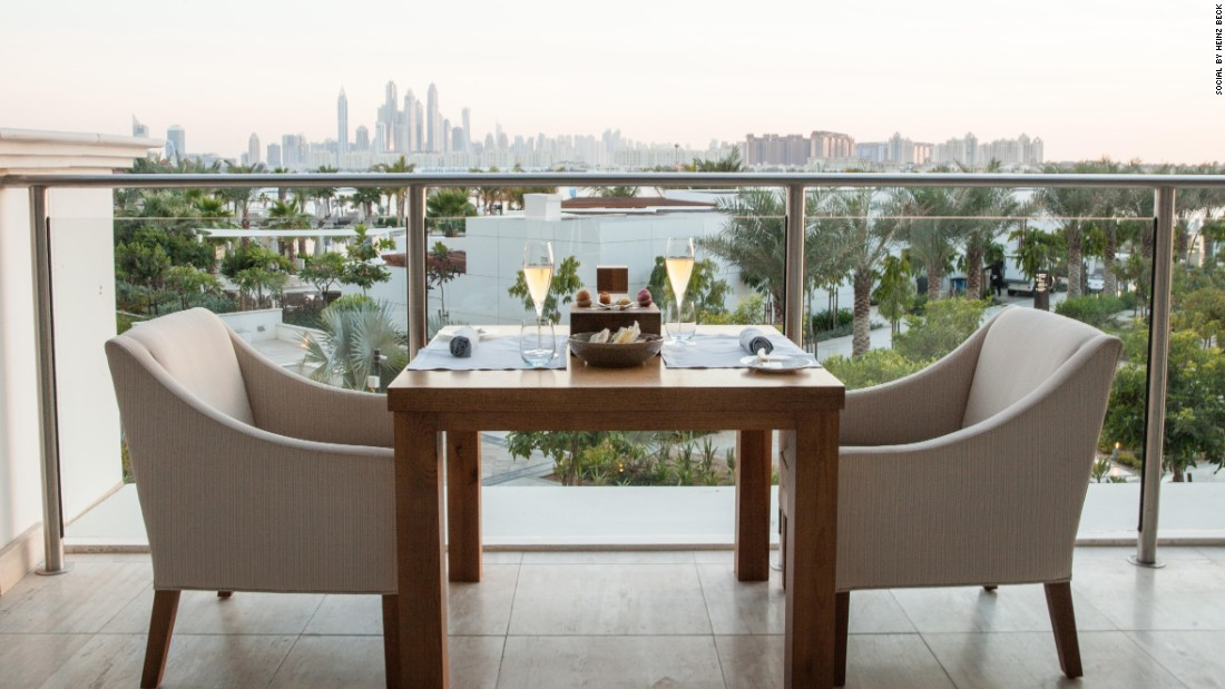 """Social by Heinz Beck at Waldorf Astoria Palm Jumeirah also marries style and substance to deliver a highly innovative cooking style that is full of flavor."""