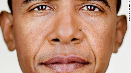 How Martin Schoeller takes an 'honest' photograph