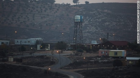A new bill aims to legalize the Israeli outpost of Adei Ad, which was built on private Palestinian in Israeli-occupied West Bank.