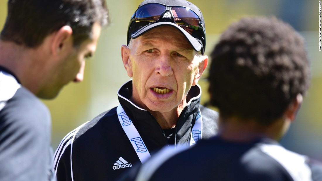 He started coaching the NZ Sevens team in 1994, when rugby was still an amateur sport.
