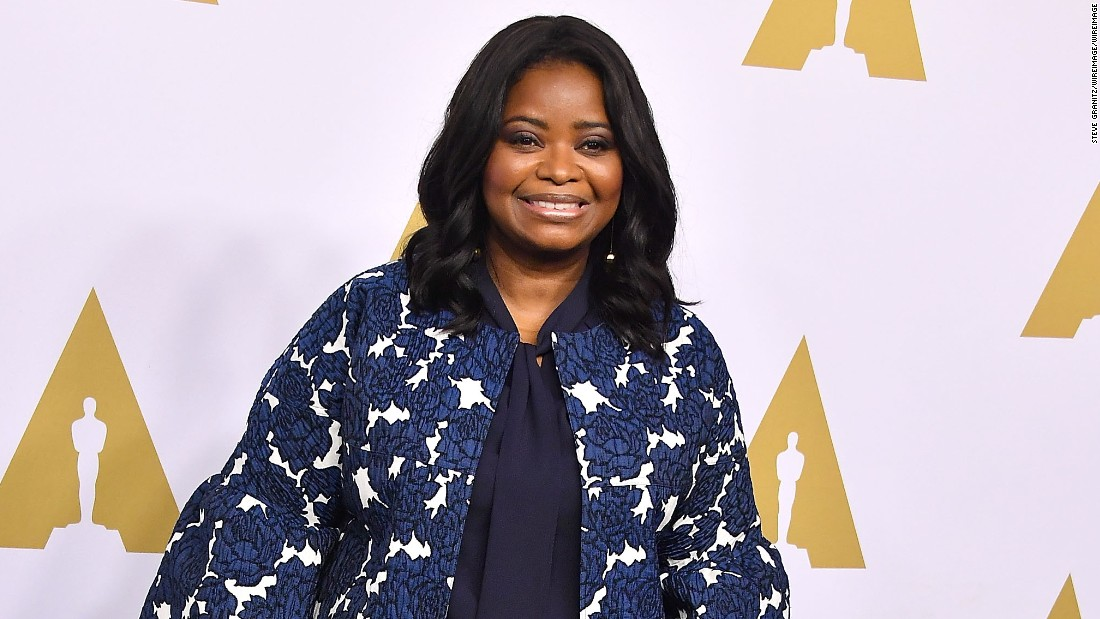 'Hidden Figures' Star Octavia Spencer's Next Gig Is Her Most 'terrifying' Role Yet