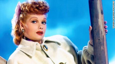 Lucille Ball, circa 1947