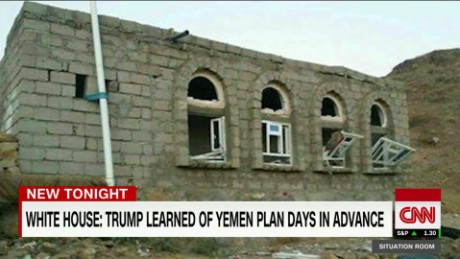 US Launches Air Strikes in Yemen