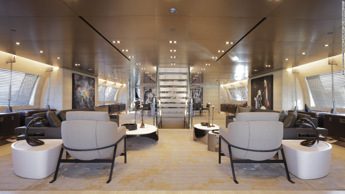 "And Sybaris went on to pick up a third ShowBoats design award for the ""cohesive and elegant design"" of PHDesign."