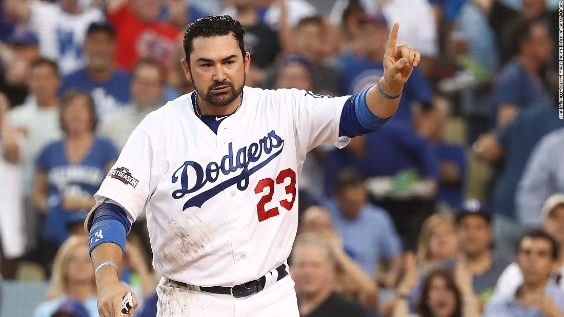 The Los Angeles Dodgers 34-year-old first baseman has nearly 2,000 career hits and is a regular on the MVP ballot. As recently as 2014 he finished seventh in NL MVP voting with 27 HRs and 116 RBIs. Though Gonzalez has led the Dodgers to four consecutive post seasons, a World Series appearance has been elusive. He is entering year six of a seven-year $154 million deal.