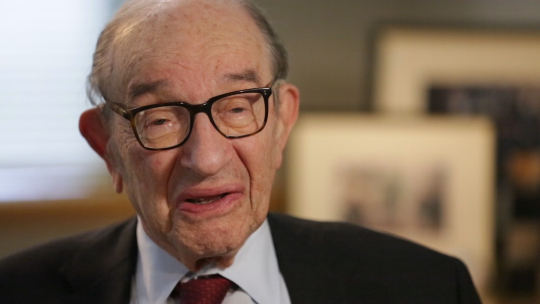 Alan Greenspan net worth salary