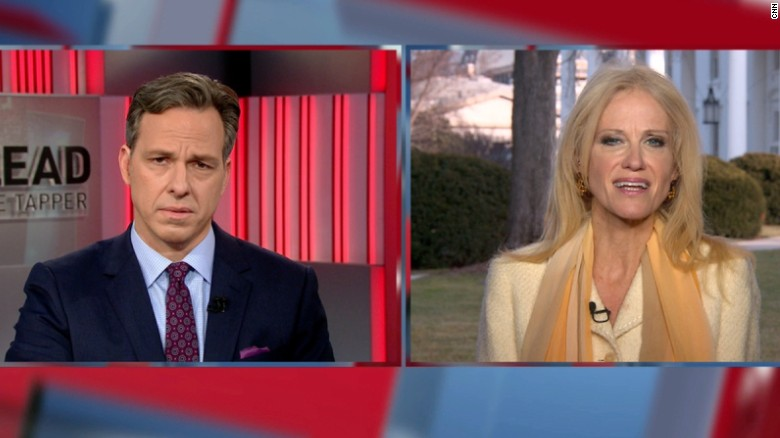 Kellyanne Conway's full interview with Tapper