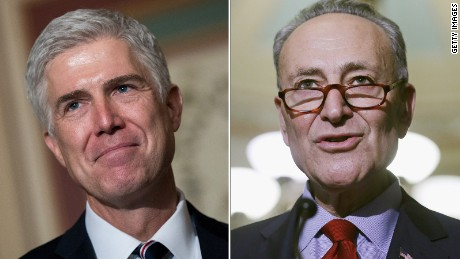 Gorsuch filibuster would be good for Democrats