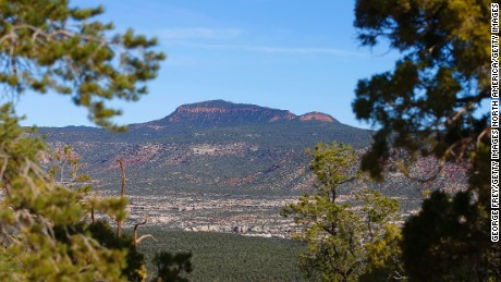 Interior secretary to visit Bears Ears National Monument ahead of potentially historic changes