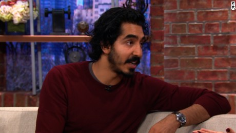 Dev Patel: 'I'm a product of immigrants'