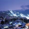 1. Yongpyong Ski Resort Pyeongchang