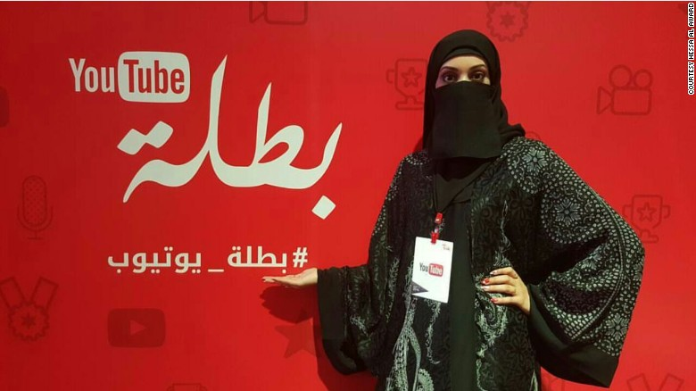 Hessa Al Awad is a 24-year old Saudi beauty creator based in Damam and an avid fan of Japanese pop culture.