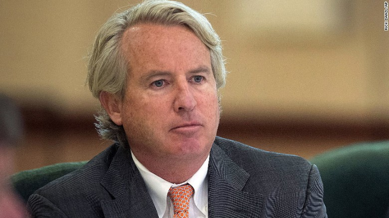 Chris Kennedy running for governor of Illinois