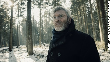 Tcheky Karyo in Starz's 'The Missing'