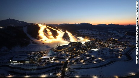 The Alpensia Resort Park will be home to the Alpensia Ski Jumping Stadium, Alpensia Biathlon Centre, Alpensia Nordic Centre and Alpensia Sliding Centre.