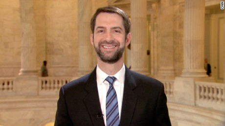 Guests: Sen. Tom Cotton Sen. Bob Menendez