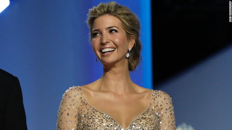 Ivanka Trump's Jewelry Company in Trouble for Unpaid Taxes