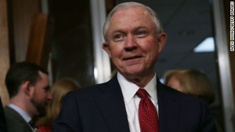 Democrats call for Sessions to resign over meetings with Russian envoy, some Republicans calls for recusal