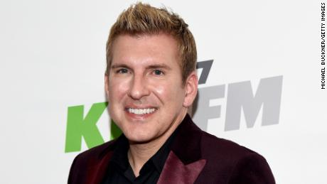 Todd Chrisley said during an interview that he's not bothered by speculation that he is gay.