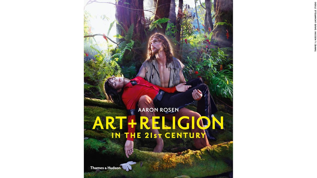 "<a href=""https://www.thamesandhudson.com/Art_Religion_in_the_21st_Century/9780500239315"" target=""_blank"">""Art & Religion in the 21st Century""</a> by Aaron Rosen, published by Thames & Hudson, is out now."