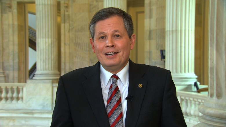 Sen. Daines on why he shut down Elizabeth Warren
