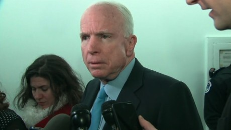 McCain: Putin is a murderer and thug