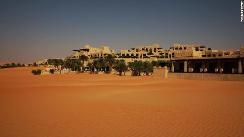 阿布扎比Qasr Al Sarab沙漠度假村 - wuwei1101 - 西花社
