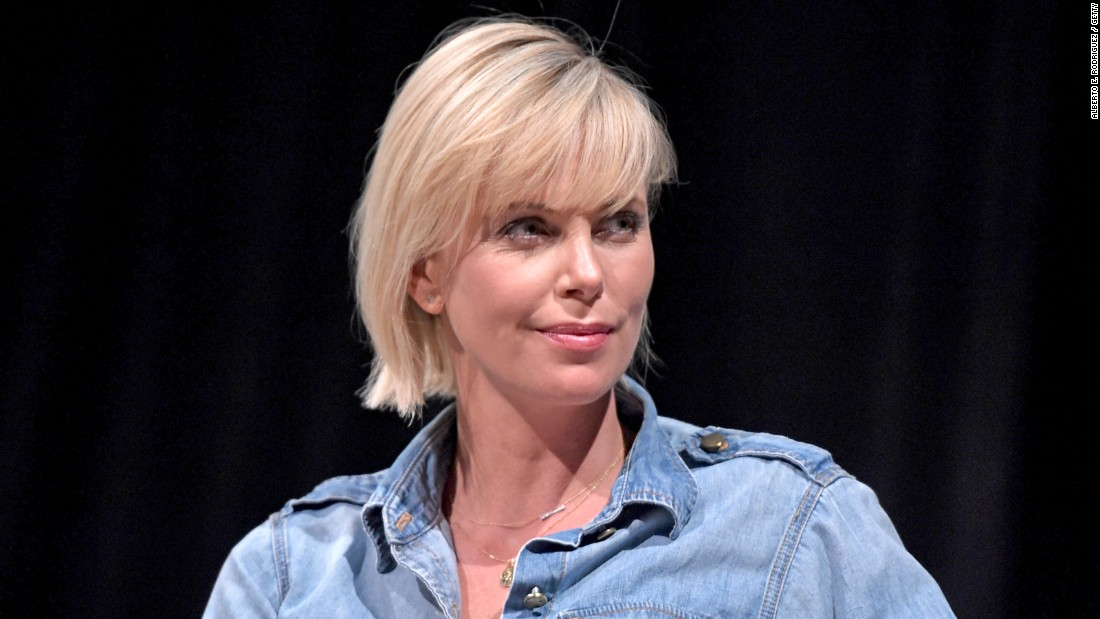 Charlize Theron On 'Girlboss' And Being 'inspired' By Younger Actresses