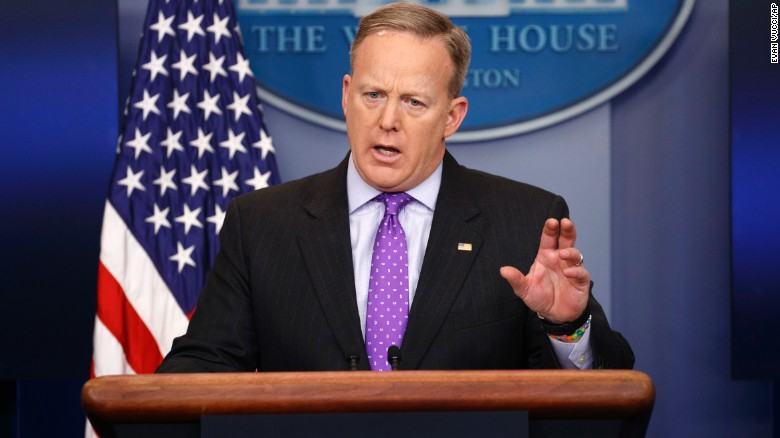 Image result for sean spicer