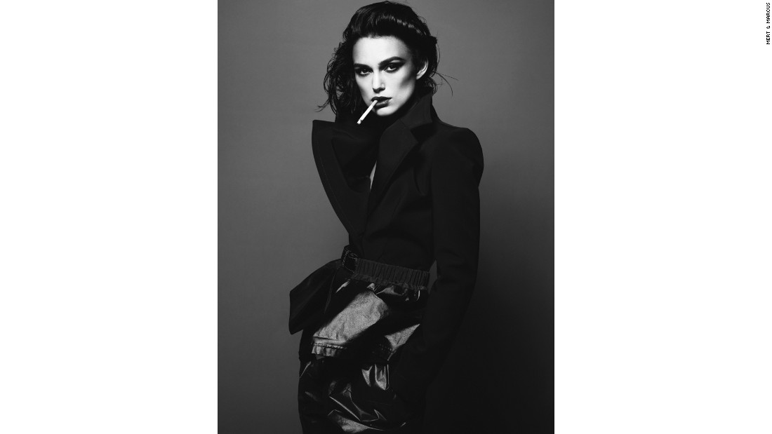 Keira Knightley for Interview, April 2012