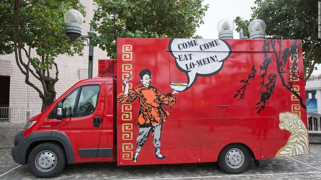 <strong>Mein by Maureen: </strong>Well-known Hong Kong chef Maureen Loh will also launch her food truck this February. A pioneer of molecular gastronomy in Hong Kong, Loh is best known for her eponymous Maureen noodle bar in Wan Chai.