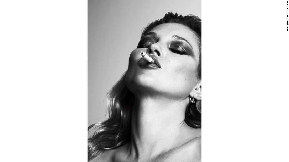 Kate Moss for LOVE #3
