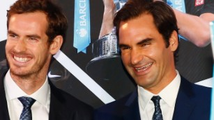 Murray: Federer, Nadal to 'compete' for majors