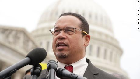 First on CNN: Keith Ellison unveils plan to reach Hispanics if elected DNC chair