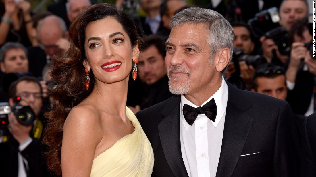 George Clooney opens up about becoming a first-time dad in his 50s
