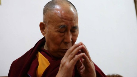 the Dalai Lama meditates 5 hours a day