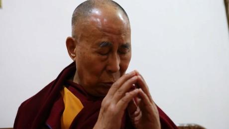 the Dalai Lama meditates 5 hours a day