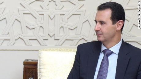 Syrian President: Trump suggestion of 'safe zones' not realistic