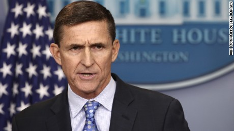 Report: Flynn talked sanctions with Russia